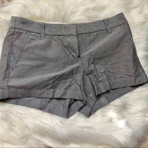 """J crew gray 3"""" Shorts"""